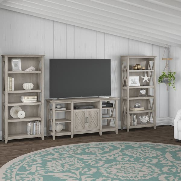 The Gray Barn Tall Tv Stand With