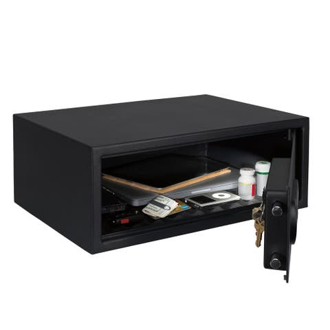 Alpha Guardian PS-1808-E Stack-On Personal Computer Safe