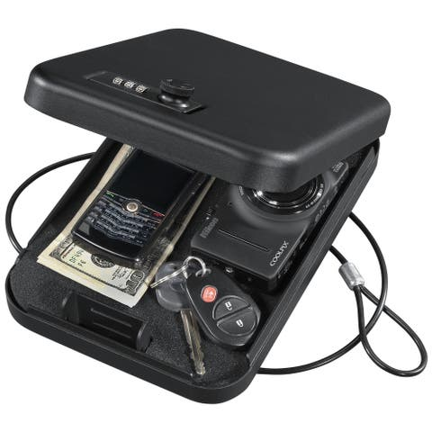 Alpha Guardian PC-95C-18 Stack-On Portable Case with Alpha Guardian Combo Lock