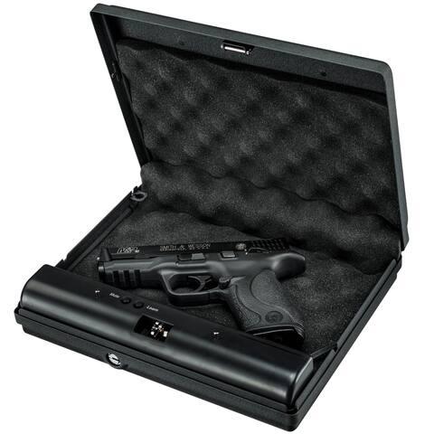 Alpha Guardian MV550-19 GunVault Speedvault Biometric SVB 500