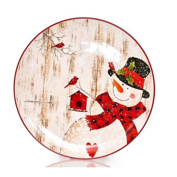 Frosty's Magical Salad Plates Set of 4. Opens flyout.