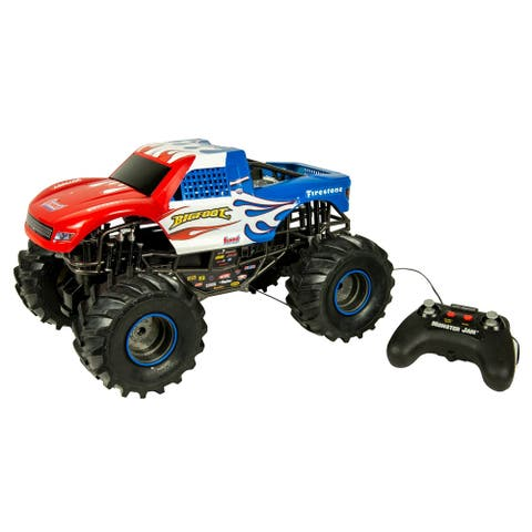 1:10 Scale RC Big Foot Monster Truck