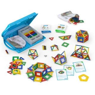 Link to Geomag Education Kit, Shape & Space Panels Similar Items in Building Blocks & Sets