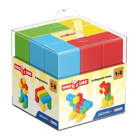 Geomag Magicube, 24 Blocks
