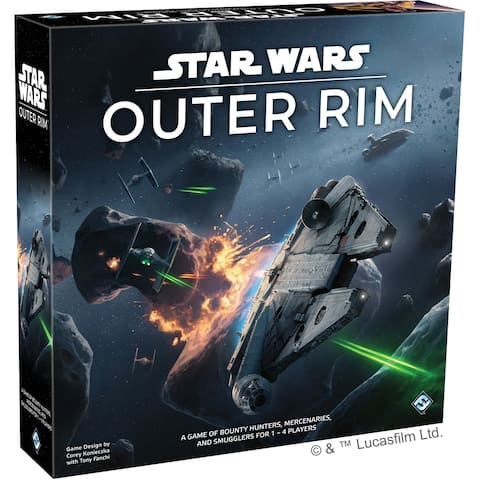 Star Wars: Outer Rim Strategy Board Game