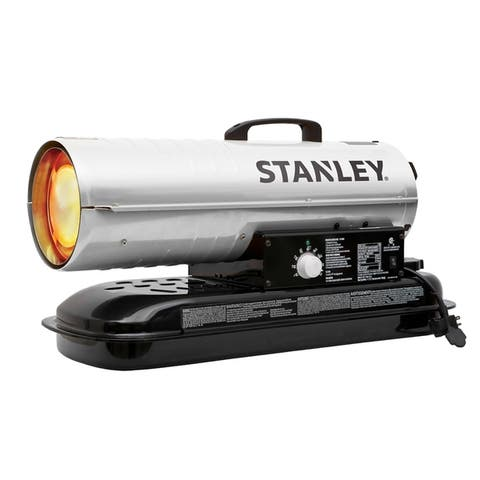 STANLEY 80,000 BTU Outdoor Kerosene/Diesel Space Heater
