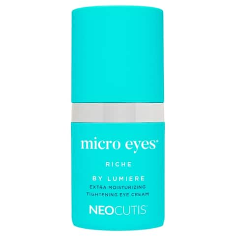 Neocutis Micro Eyes Riche By Lumiere Extra Moisturizing Tightening Eye Cream 0.5 oz / 15 ml