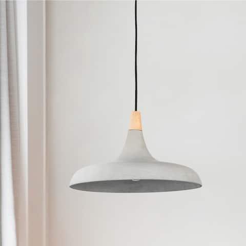 Carson Carrington Tallvik Steel Pendant Light - N/A
