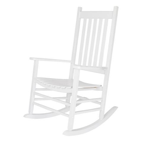 Porch & Den Steeplechase Porch Rocker Chair