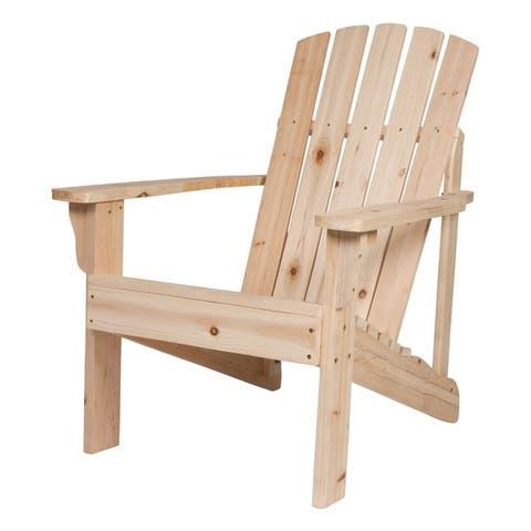 Vineyard Wood Adirondack Chair
