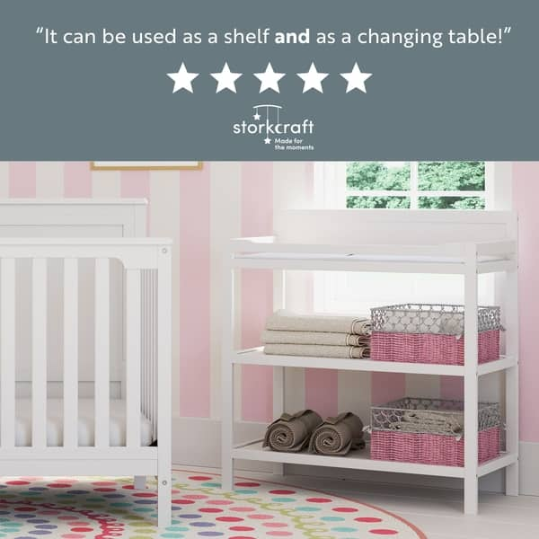 Alpine Changing Table With Water