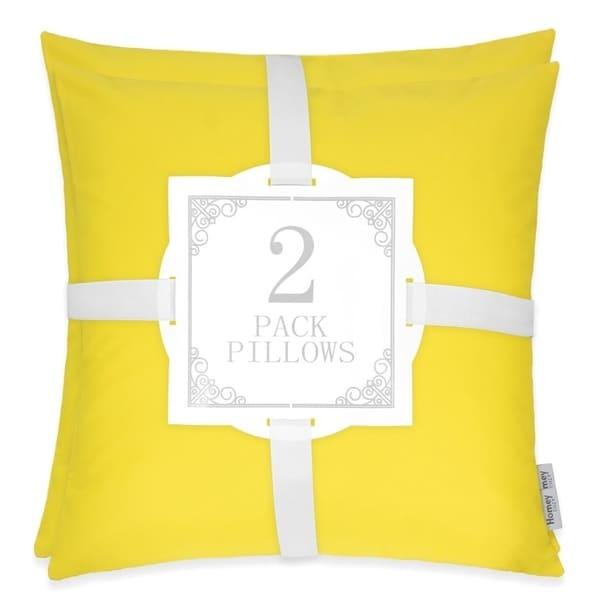 June Classic Soild Outdoor Pillow