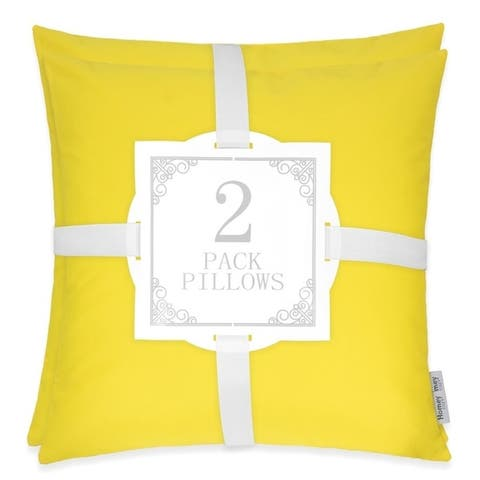June Classic Soild Outdoor Pillow