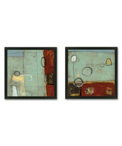 Gallery Direct Ross Lindsay 'New Beginning' 2-piece Art Set