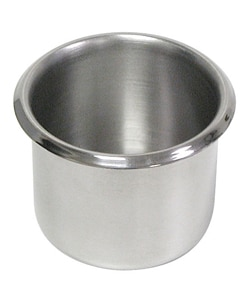 10 Stainless Steel Cup Holders for your Table