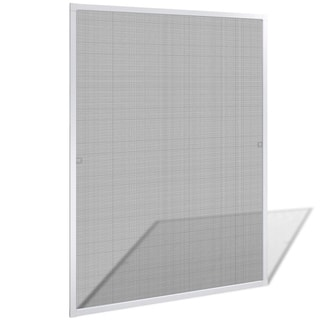 """White Insect Screen for Windows 39.4""""x47.2"""""""