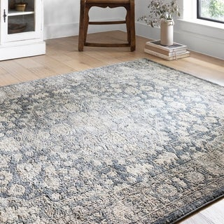 Alexander Home Josefina Floral & Medallion Traditional Rug