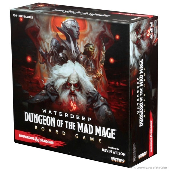 Shop Dungeons Amp Dragons Waterdeep Dungeon Of The Mad Mage