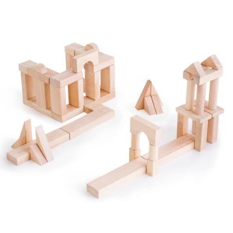 Guidecraft Unit Blocks, Set B
