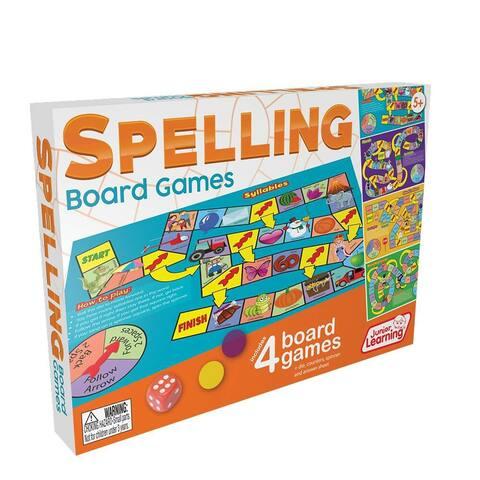 Junior Learning Spelling Learning Educational Board Games