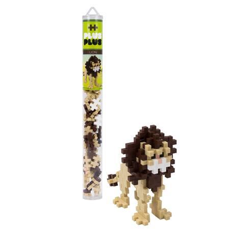 Plus-Plus - 70 Piece Lion Building Set