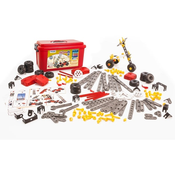 Miniland Educational Mecaniko, 191-piece set. Opens flyout.