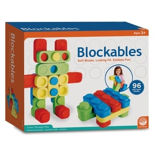 Link to Mindware Blockables, 96 Piece Set Similar Items in Building Blocks & Sets