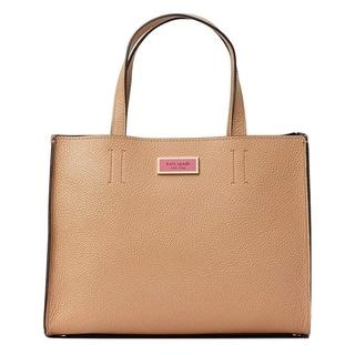 Link to Kate Spade New York Sam Medium Satchel LightFawn Similar Items in Shop By Style