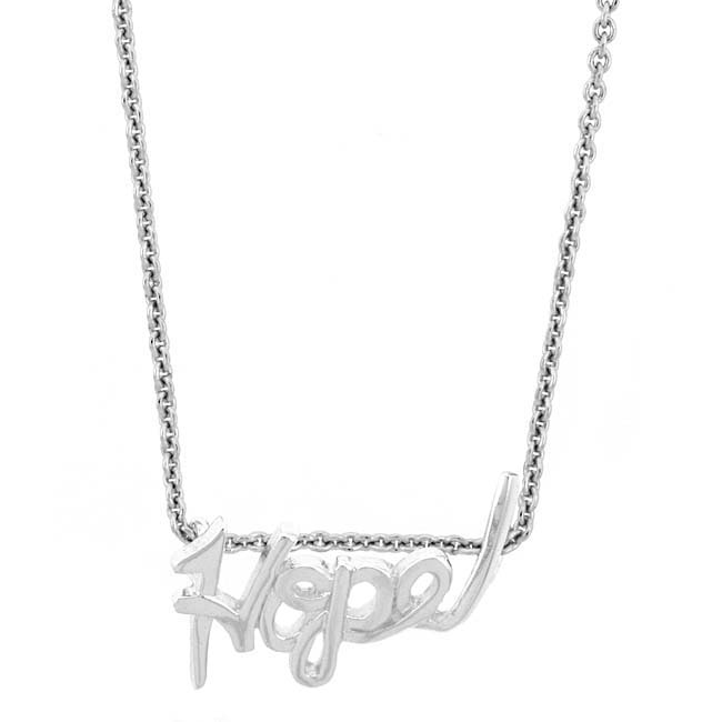 love townhome faith b bu u hope necklace