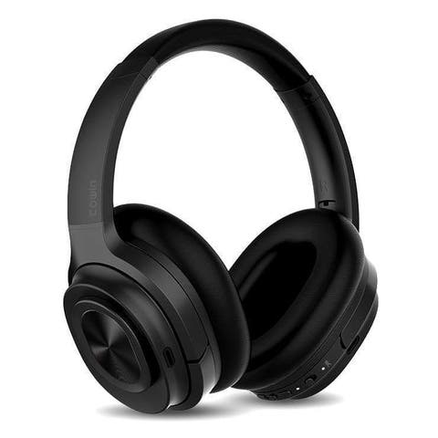 COWIN SE7 Max Active Noise Cancelling Bluetooth Headphones with Microphone