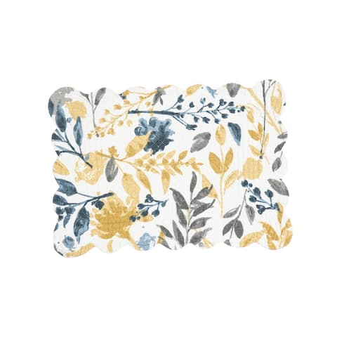Natural Home Reversible Placemat Set of 6