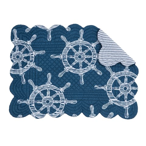 Maritime Reversible Placemat Set of 6