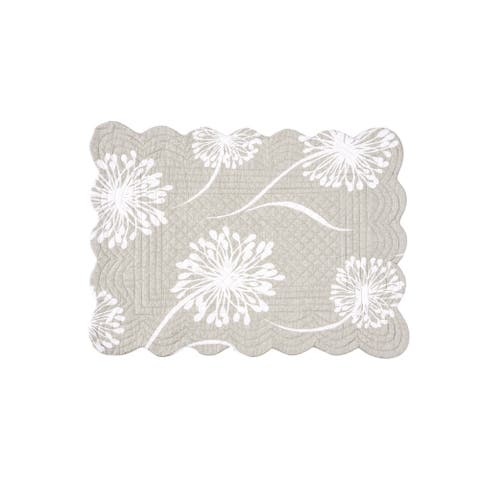 Guinevere Reversible Placemat Set of 6 - 13 x 19