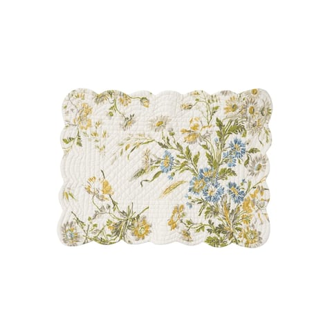 Wildflower Reversible Placemat Set of 6