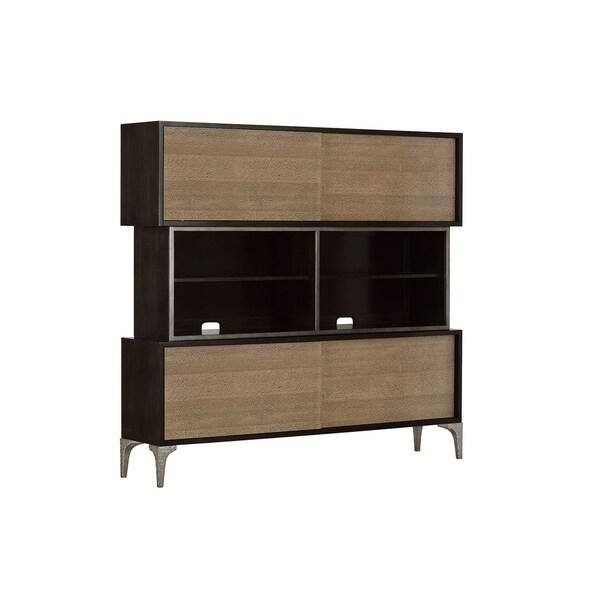 A.R.T. Furniture Prossimo Matera Credenza with Hutch