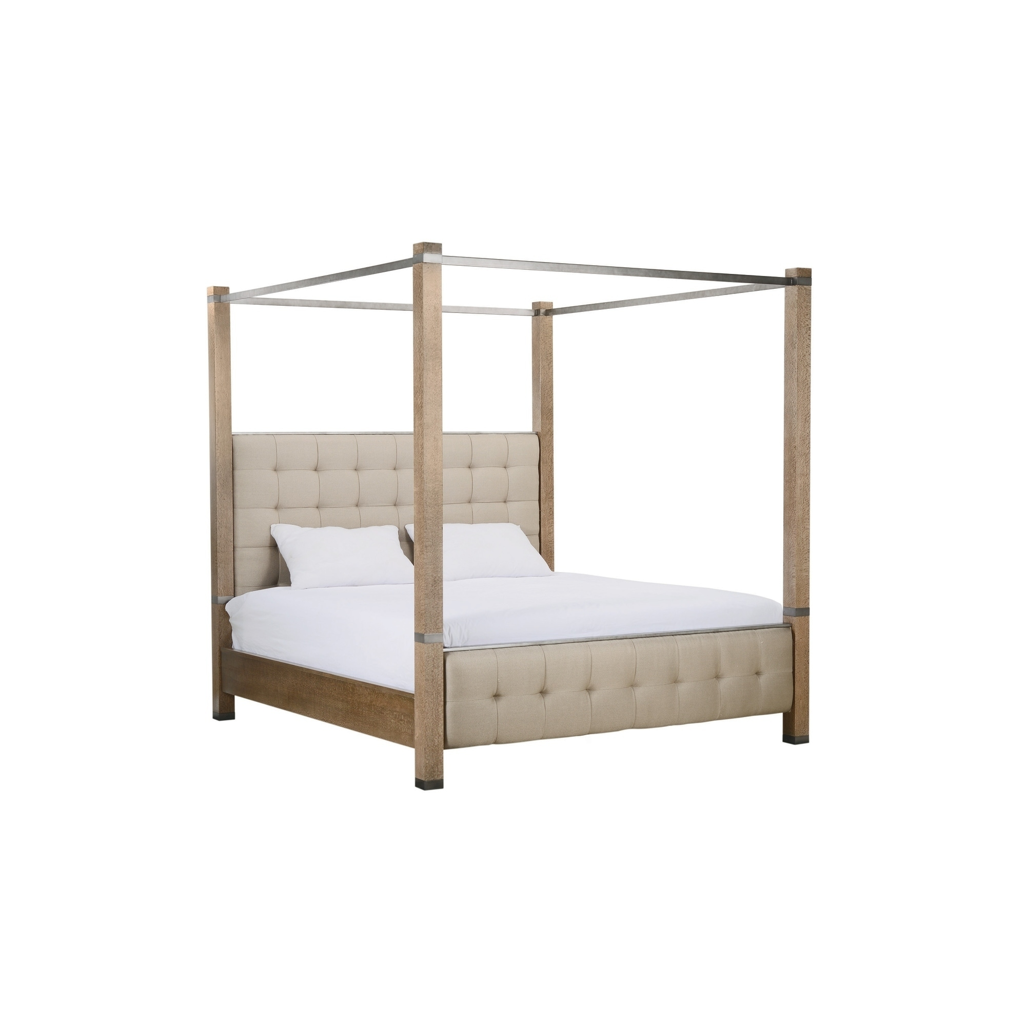 - Shop A.R.T. Furniture Prossimo Alto Queen Canopy Bed - Overstock