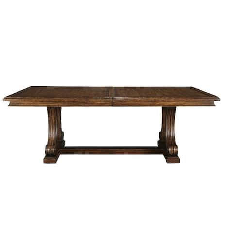 A.R.T. Furniture Kingsport Rectangular Dining Table - w-112.01 x d-46.01 x h-30.02