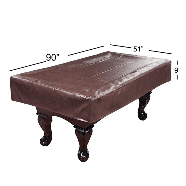 7-ft Fitted Pool Table Cover