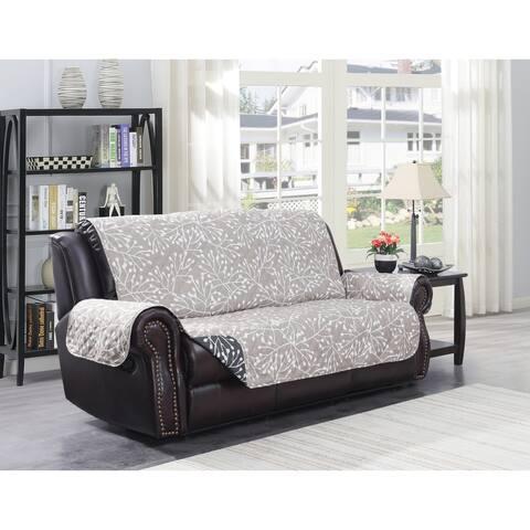 Harper Lane Branches Reversible Sofa Furniture Protector