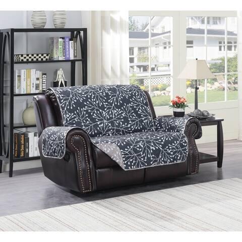 Harper Lane Branches Reversible Loveseat Furniture Protector