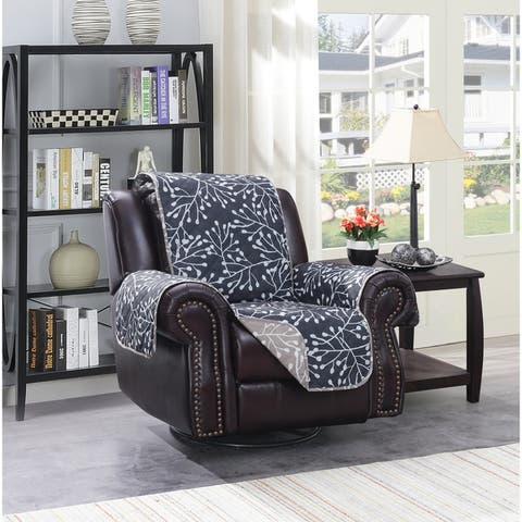 Harper Lane Branches Reversible Chair Protector