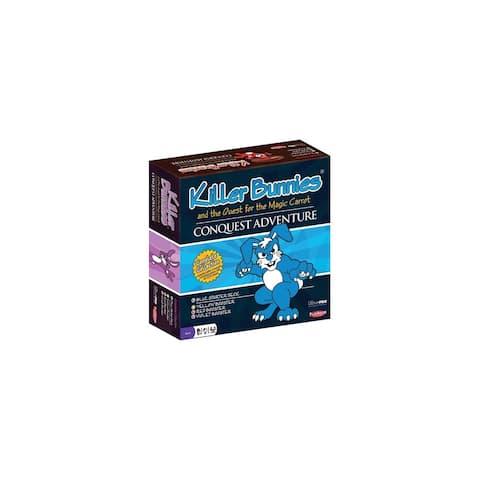 Killer Bunnies Conquest Starter and Booster Card Decks