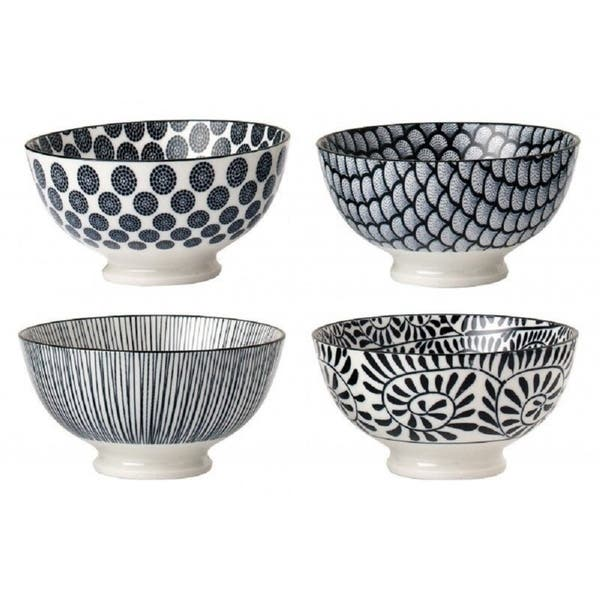 4 Piece Pasta Bowl Set Color Overstock 30091814