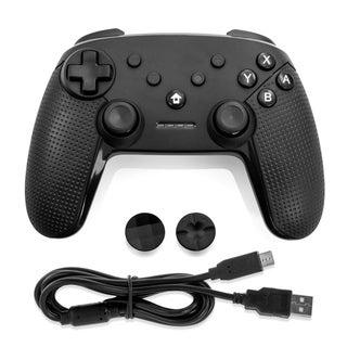 Link to Gamefitz Wireless Controller for the Nintendo Switch in Black Similar Items in Nintendo