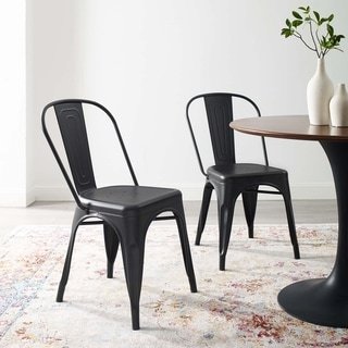 Link to Promenade Bistro Dining Side Chair Set of 2 Similar Items in Dining Room & Bar Furniture