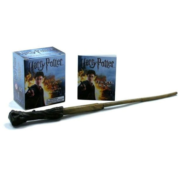 Harry Potter Wand Sticker Kit - Thumbnail 0