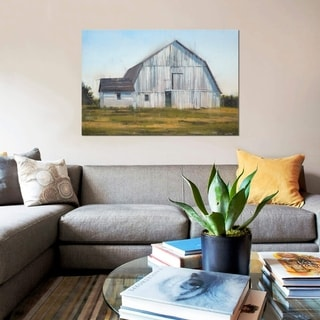 """iCanvas """"Barn II"""" by Joseph Cates Gallery-Wrapped Canvas Print"""