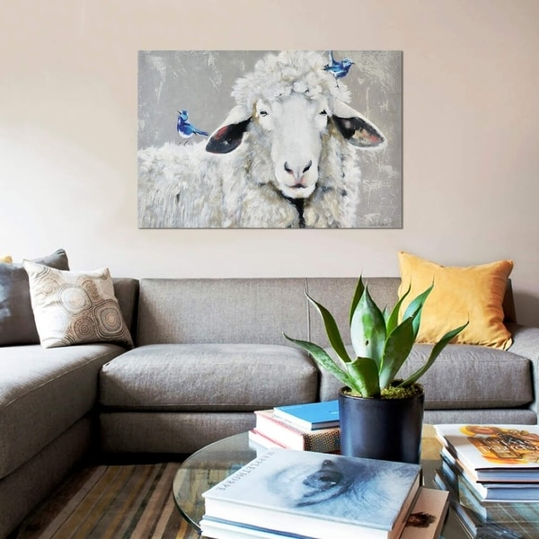 "iCanvas ""Days Like These"" by Suzi Redman Gallery-Wrapped Canvas Print"