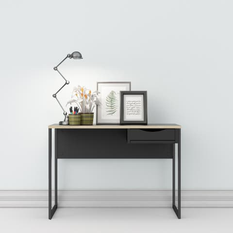 Porch & Den Skylar 1-Drawer Desk