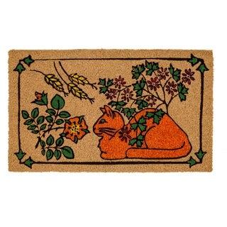 Victoria and Albert Museum This Is the Cat Coir Doormat